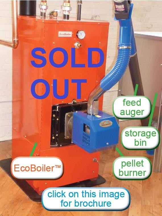 Ecoboiler Wood Pellet Boiler
